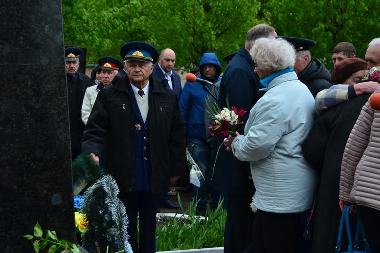 DSC 0654 Kopyrovat - У Бердичеві вшанували пам'ять загиблих на війні працівників Шкірзаводу