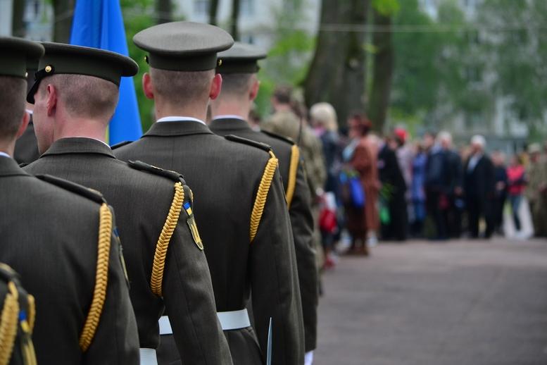 DSC 0656 Kopyrovat - Житомир у скорботі:  День пам'яті на військовому кладовищі (ФОТО)