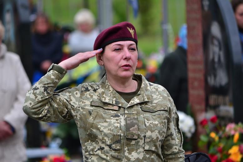 DSC 0675 Kopyrovat - Житомир у скорботі:  День пам'яті на військовому кладовищі (ФОТО)