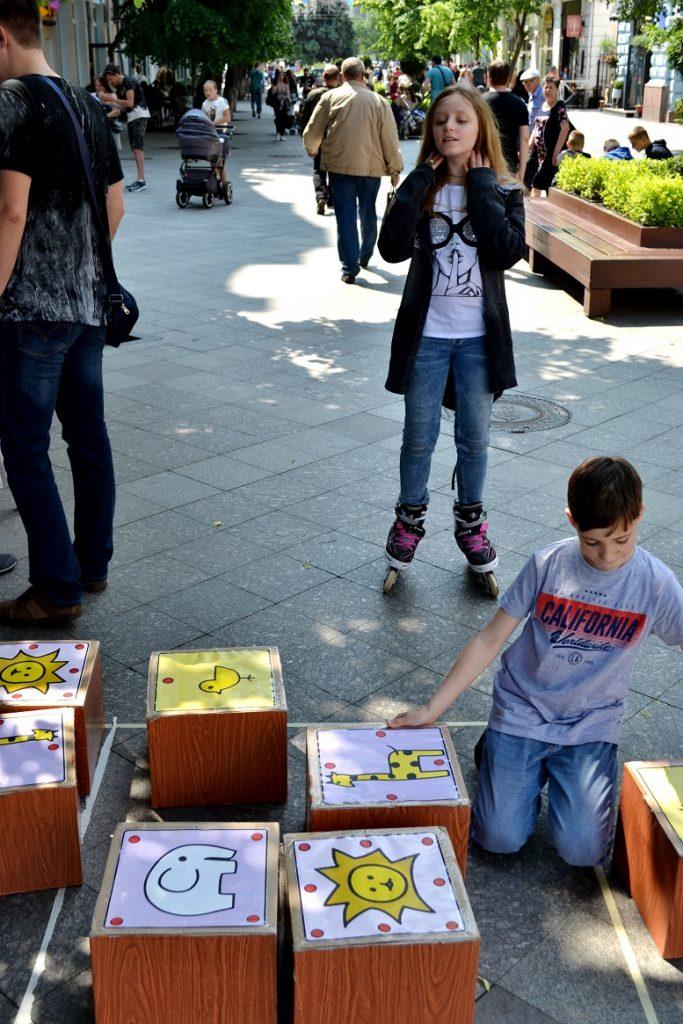 DSC 0767 683x1024 - Рендзю, бонсай, орігамі: справжні і несправжні японці на Михайлівській (ФОТО)