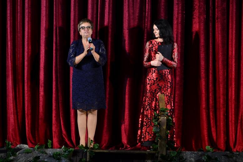 DSC 0811 Kopyrovat 1 - В Бердичеві відбулась ювілейна вистава «Фріда» за участі її автора Марини Гримич