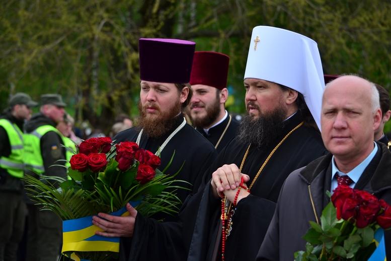 DSC 0838 Kopyrovat - Більше 3 тисяч житомирян вшанували пам'ять загиблих у Другій світовій війні