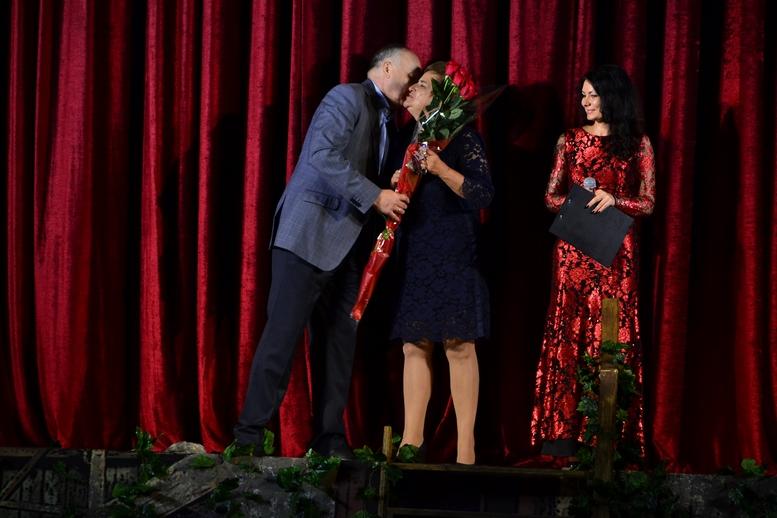DSC 0849 Kopyrovat 1 - В Бердичеві відбулась ювілейна вистава «Фріда» за участі її автора Марини Гримич