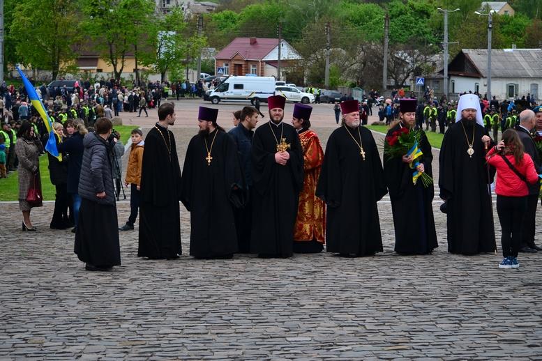 DSC 0849 Kopyrovat - Більше 3 тисяч житомирян вшанували пам'ять загиблих у Другій світовій війні
