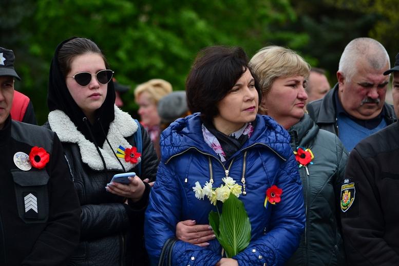 DSC 0853 Kopyrovat - Більше 3 тисяч житомирян вшанували пам'ять загиблих у Другій світовій війні