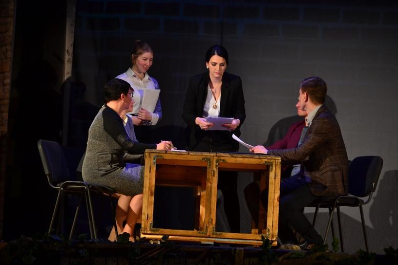 DSC 0877 Kopyrovat - В Бердичеві відбулась ювілейна вистава «Фріда» за участі її автора Марини Гримич