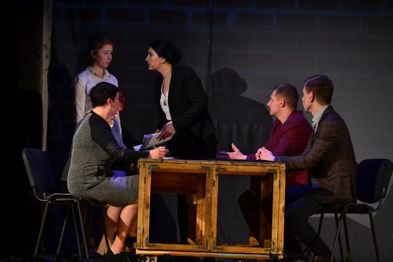 DSC 0879 Kopyrovat - В Бердичеві відбулась ювілейна вистава «Фріда» за участі її автора Марини Гримич