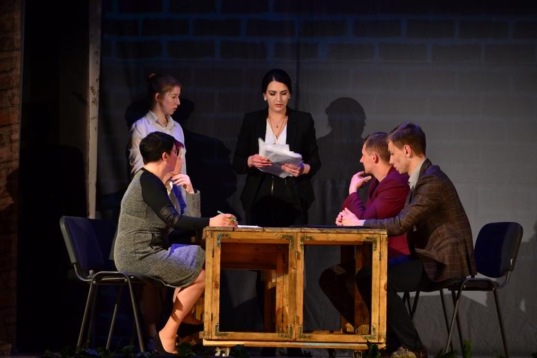DSC 0891 Kopyrovat - В Бердичеві відбулась ювілейна вистава «Фріда» за участі її автора Марини Гримич