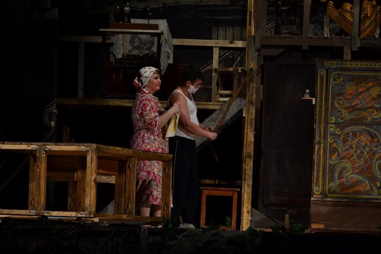 DSC 0898 Kopyrovat 1 - В Бердичеві відбулась ювілейна вистава «Фріда» за участі її автора Марини Гримич