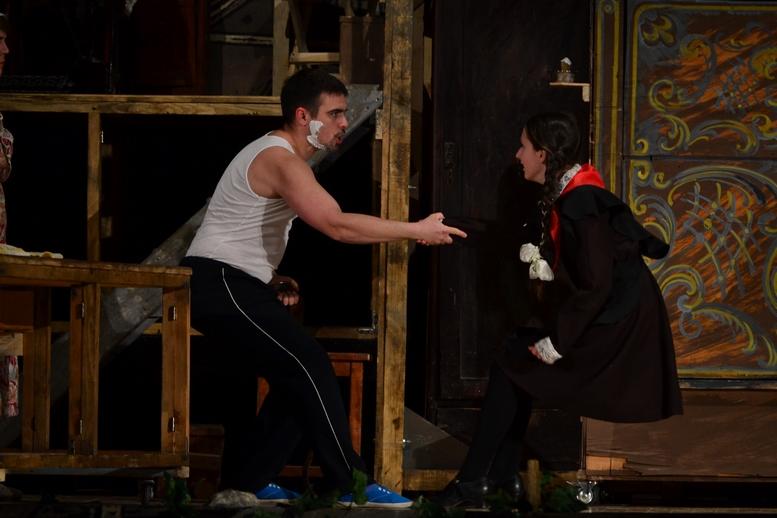 DSC 0905 Kopyrovat - В Бердичеві відбулась ювілейна вистава «Фріда» за участі її автора Марини Гримич