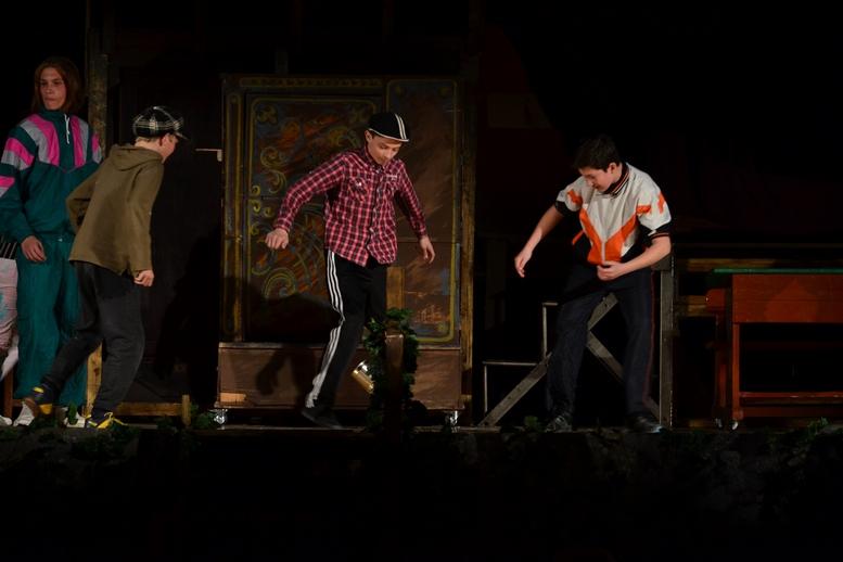 DSC 0910 Kopyrovat - В Бердичеві відбулась ювілейна вистава «Фріда» за участі її автора Марини Гримич