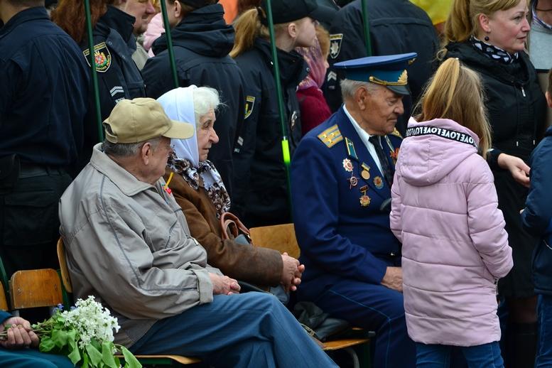 DSC 0925 Kopyrovat - Більше 3 тисяч житомирян вшанували пам'ять загиблих у Другій світовій війні