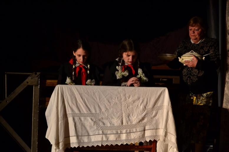 DSC 0930 Kopyrovat - В Бердичеві відбулась ювілейна вистава «Фріда» за участі її автора Марини Гримич