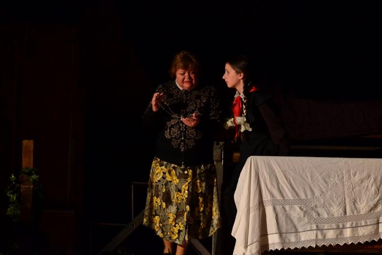DSC 0932 Kopyrovat - В Бердичеві відбулась ювілейна вистава «Фріда» за участі її автора Марини Гримич