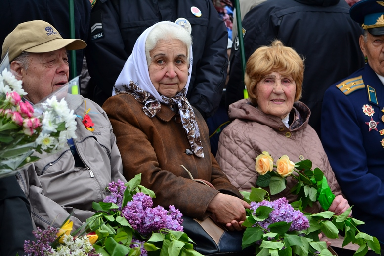 DSC 0948 Kopyrovat - Більше 3 тисяч житомирян вшанували пам'ять загиблих у Другій світовій війні