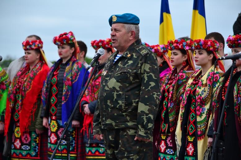 DSC 0959 Kopyrovat - Більше 3 тисяч житомирян вшанували пам'ять загиблих у Другій світовій війні