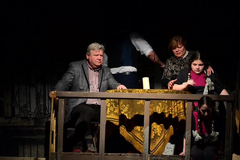 DSC 0992 Kopyrovat - В Бердичеві відбулась ювілейна вистава «Фріда» за участі її автора Марини Гримич