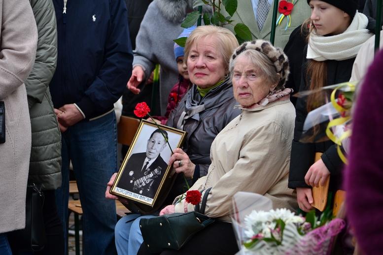 DSC 1004 Kopyrovat - Більше 3 тисяч житомирян вшанували пам'ять загиблих у Другій світовій війні