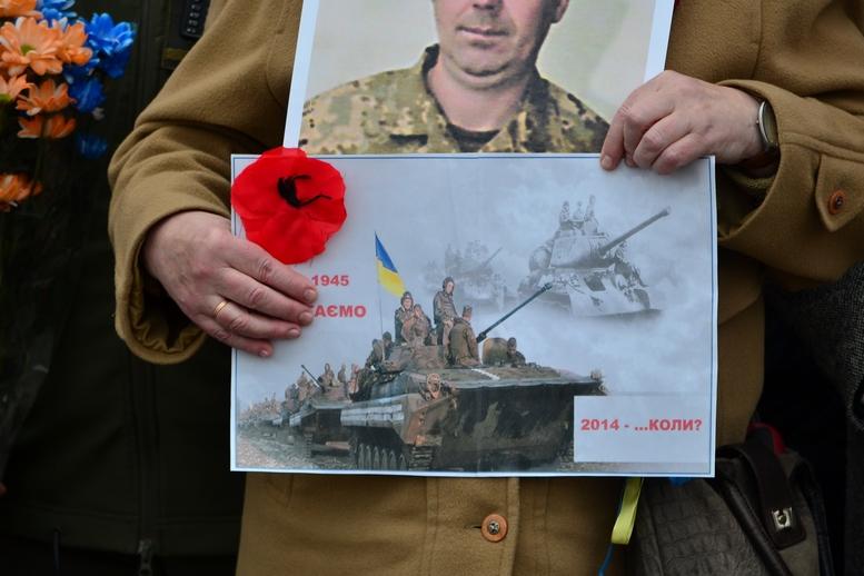 DSC 1007 Kopyrovat - Більше 3 тисяч житомирян вшанували пам'ять загиблих у Другій світовій війні