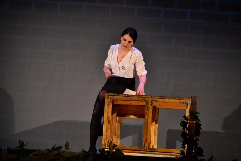 DSC 1009 Kopyrovat - В Бердичеві відбулась ювілейна вистава «Фріда» за участі її автора Марини Гримич