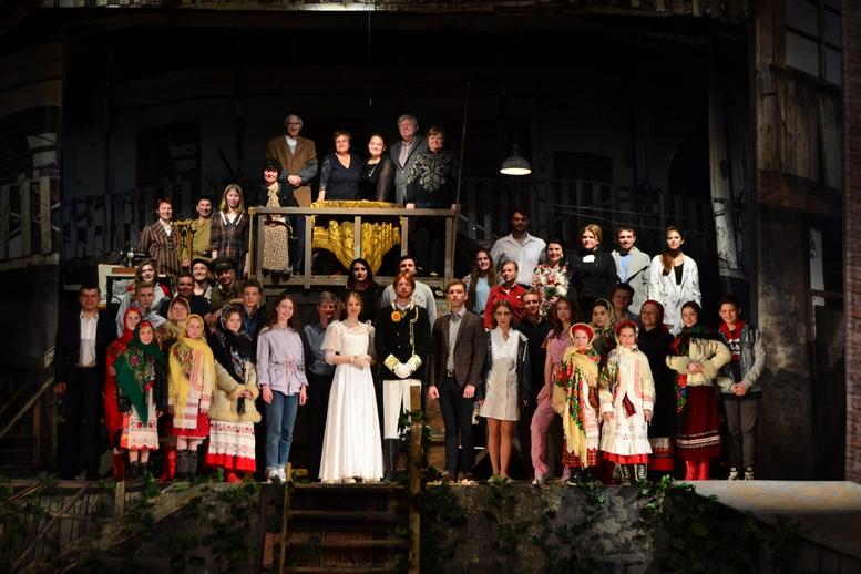 DSC 1010 Kopyrovat - В Бердичеві відбулась ювілейна вистава «Фріда» за участі її автора Марини Гримич