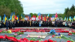 DSC 1014 Kopyrovat 260x146 - Більше 3 тисяч житомирян вшанували пам'ять загиблих у Другій світовій війні