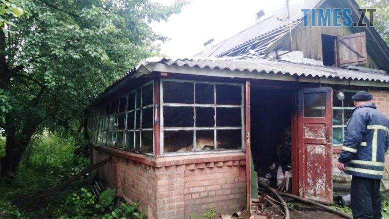 IMG 527b4bc3fd20f8e593042e1ede92d247 V 777x437 - Житомирщина: під час жахливої пожежі у приватному будинку ледь не згорів пенсіонер