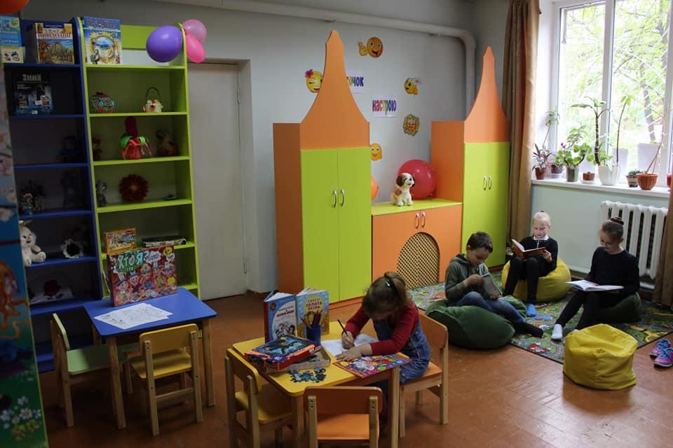 img1557230511 - У шести житомирських бібліотеках з'явилися дитячі кімнати