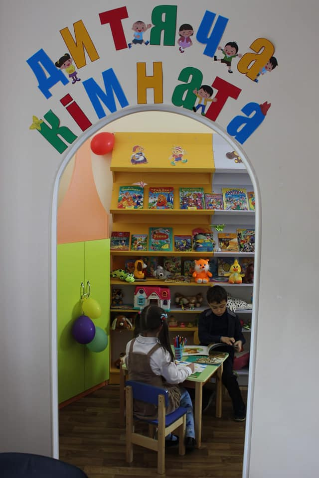 img1557230511 5 - У шести житомирських бібліотеках з'явилися дитячі кімнати