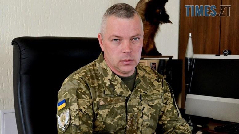 preview 2 - Головний десантник України М. Забродський: «Якщо ворог нападе на Житомирщину з півночі, то…» (ВІДЕО)