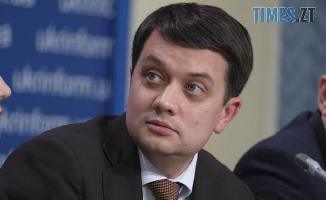 razumkov 640x394 - Бердичівлянин став головним політконсультантом президента та очолив його партію
