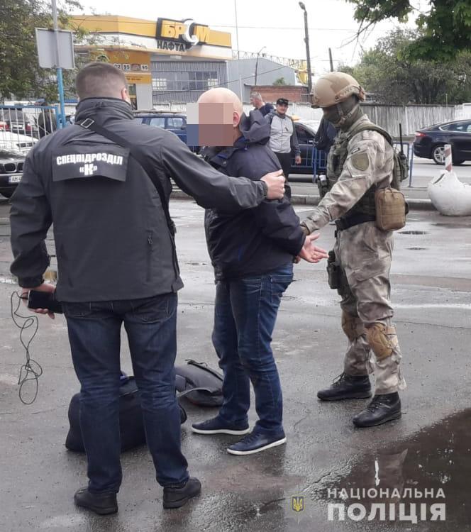 zatrymannia 4  - В Житомирі затримали групу наркоторговців