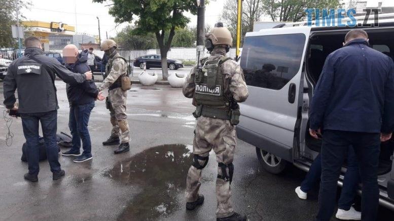 zatrymannia3  777x437 - В Житомирі затримали групу наркоторговців