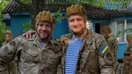 20 260x146 - Сергій Артьомов: «На одній половині Степанівки – ми, на іншій – «сепари» і росіяни…»
