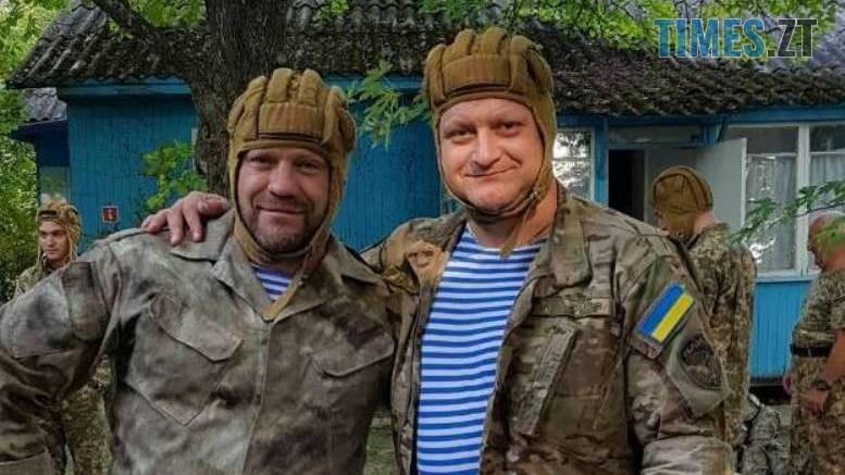 20 - Сергій Артьомов: «На одній половині Степанівки – ми, на іншій – «сепари» і росіяни…»