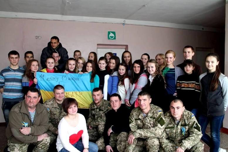 3391 - Сергій Артьомов: «Хлопці з 79-ої бригади йшли з Міусинська. І ми побачили, які вони пошарпані…»
