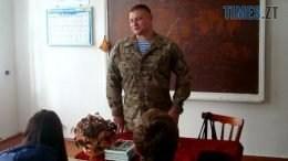 DSC01508 260x146 - Сергій Артьомов: «Хлопці з 79-ої бригади йшли з Міусинська. І ми побачили, які вони пошарпані…»