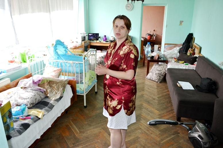 DSC 0121 - Що зробить Розенблат з людьми, які мають соціальне житло в готелі «Житомир»? (ФОТО)