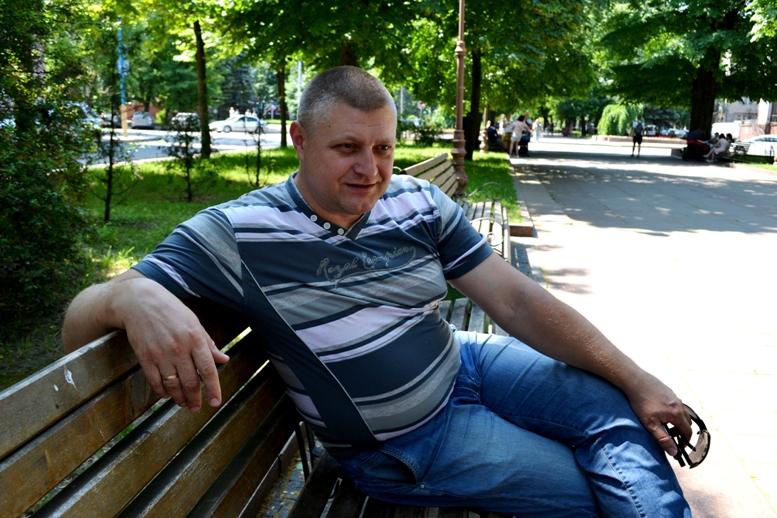 DSC 0276 1 - Сергій Артьомов: «Хлопці з 79-ої бригади йшли з Міусинська. І ми побачили, які вони пошарпані…»