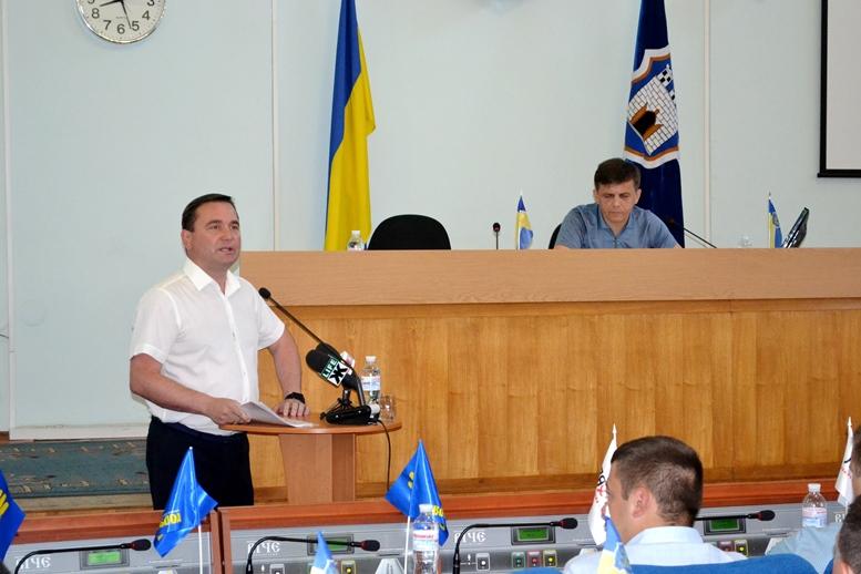 DSC 0571 - «Малі свинарчуки»: депутат облради Кропивницький обзивав Сухомлина і Ко негарними словами