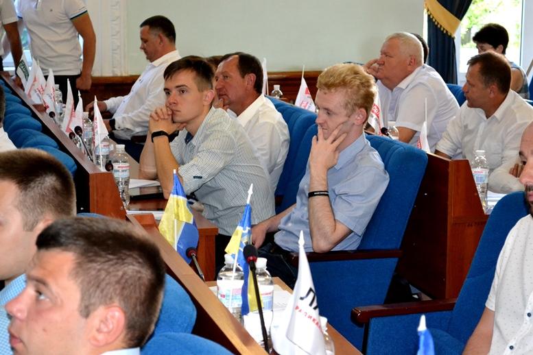 DSC 0589 - «Малі свинарчуки»: депутат облради Кропивницький обзивав Сухомлина і Ко негарними словами