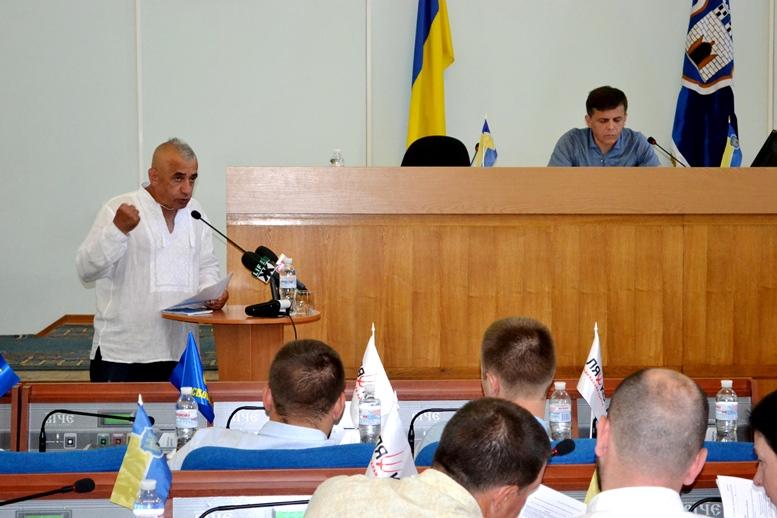 DSC 0593 - «Малі свинарчуки»: депутат облради Кропивницький обзивав Сухомлина і Ко негарними словами