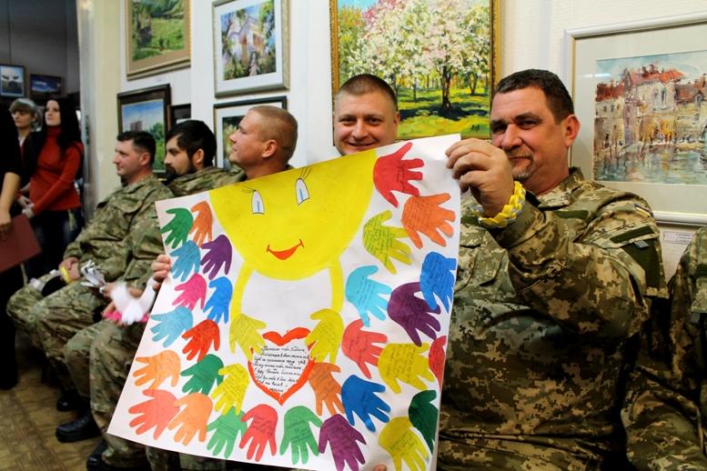 IMG 3766 - Сергій Артьомов: «Хлопці з 79-ої бригади йшли з Міусинська. І ми побачили, які вони пошарпані…»