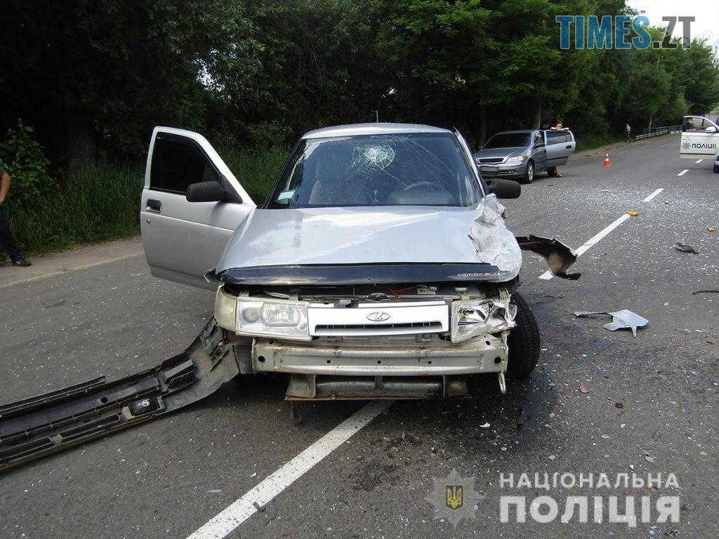 """IMG 6697  1024x768 - Унаслідок """"нетверезого"""" ДТП на Житомирщині постраждало 5 осіб, двоє з них - діти (ФОТО)"""