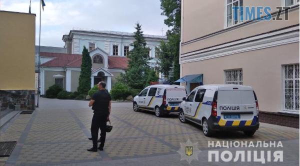 """Screenshot 105 - У Житомирі """"замінували"""" три університети: евакуйовано студентів та викладачів"""