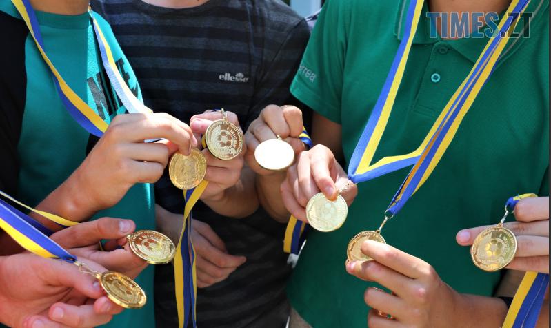 Screenshot 114 - Вихованці школи футболу «Полісся» вперше в історії стали чемпіонами України