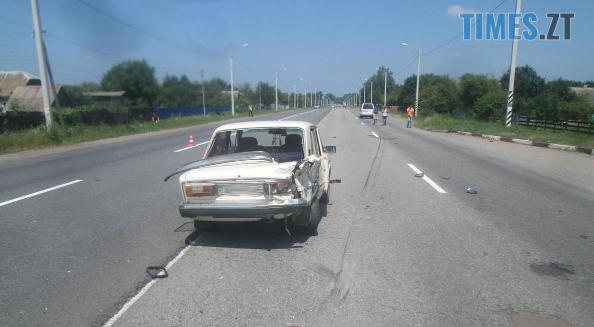 Screenshot 122 1 - Унаслідок жахливої ДТП у Бердичівському районі травмовано жінку та 3-річну дитину