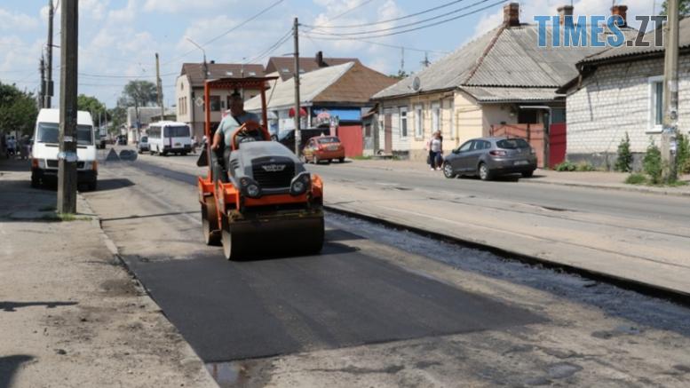 Screenshot 48 1 777x437 - Нарешті! У Житомирі почали ремонтувати найпроблемніші ділянки автодоріг (ФОТО)