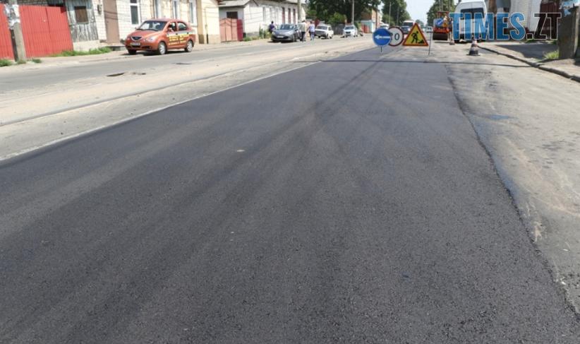 Screenshot 52 - Нарешті! У Житомирі почали ремонтувати найпроблемніші ділянки автодоріг (ФОТО)