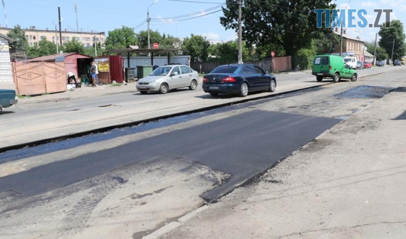 Screenshot 54 - Нарешті! У Житомирі почали ремонтувати найпроблемніші ділянки автодоріг (ФОТО)